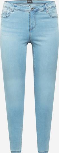 Vero Moda Curve Jean 'TANYA' en bleu clair, Vue avec produit