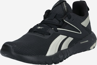 REEBOK Chaussure de sport 'Mega Flexagon' en gris clair / noir, Vue avec produit