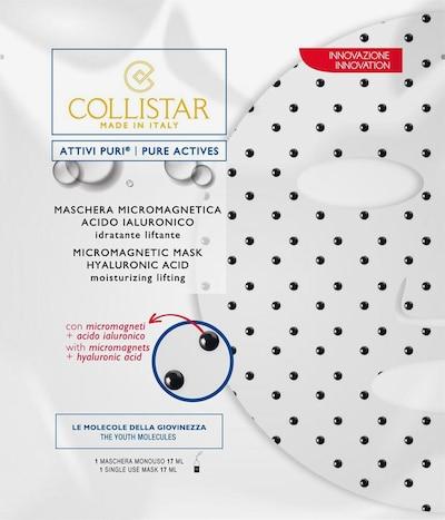 Collistar Gesichtsmaske 'Micromagnetic' in hellbeige / blutrot / schwarz / weiß, Produktansicht