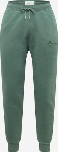 Abercrombie & Fitch Pantalon en vert clair, Vue avec produit
