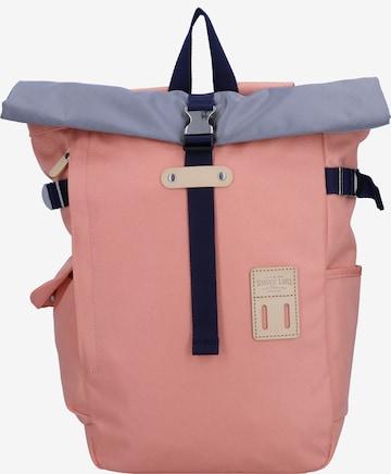 Harvest Label Rucksack 'Norikura ' in Pink
