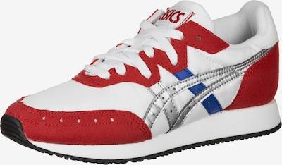ASICS SportStyle Sneaker 'Tarther' in blau / rot / silber / weiß, Produktansicht