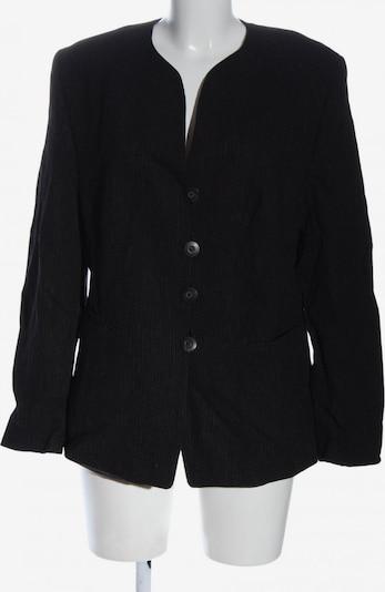 Dinomoda Klassischer Blazer in XXL in schwarz, Produktansicht