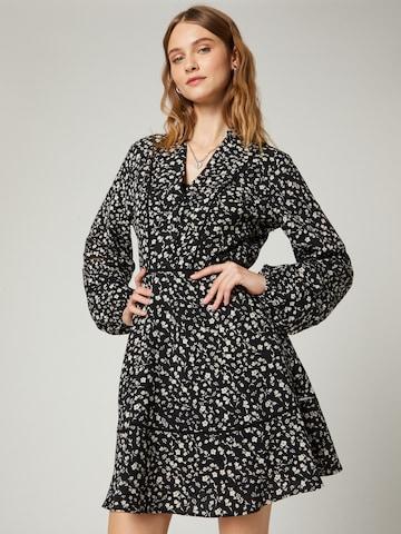 Guido Maria Kretschmer Collection Dress 'Mala' in Black