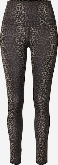 10Days Leggings en beige / negro, Vista del producto