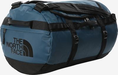 THE NORTH FACE Sac de voyage 'Base Camp' en bleu-gris / noir, Vue avec produit