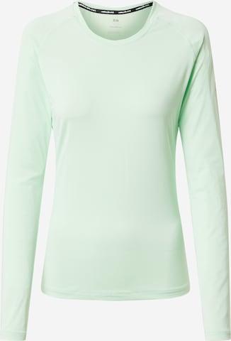 Rukka Funksjonsskjorte 'MALIS' i grønn