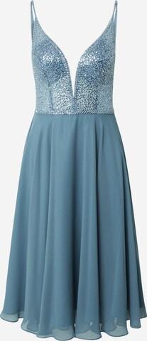 SWING Sukienka koktajlowa w kolorze niebieski