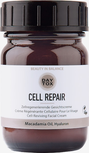 DAYTOX Gesichtscreme 'CELL REPAIR' 50 ml in transparent, Produktansicht