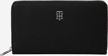 TOMMY HILFIGER Portmonetka 'Element' w kolorze czarny