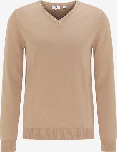 Mo ESSENTIALS Pullover in beige, Produktansicht