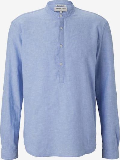 TOM TAILOR DENIM Hemd in blau, Produktansicht