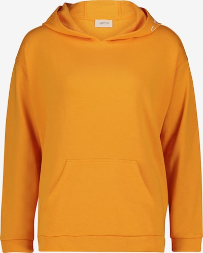 Cartoon Sweatshirt in hellorange, Produktansicht