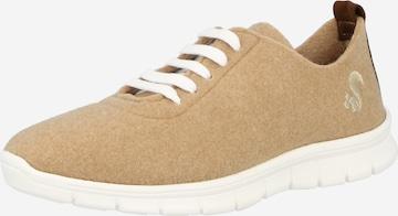 thies Rövid szárú edzőcipők - barna