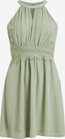 VILA Dress 'Milina' in Green