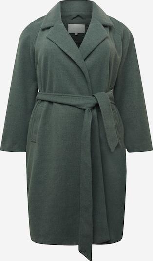 Palton de primăvară-toamnă 'Binas' Vila Curve pe verde, Vizualizare produs