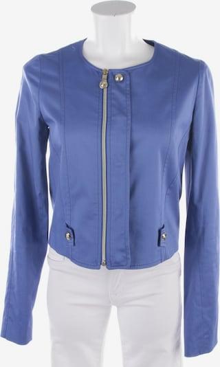 Versace Jeans Sommerjacke in S in blau, Produktansicht