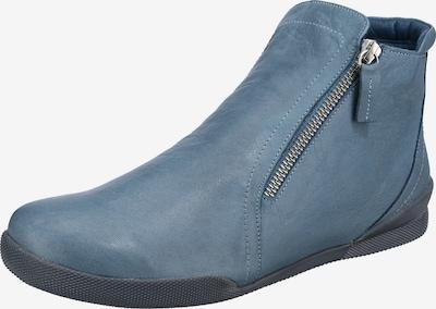 ANDREA CONTI Stiefelette in blue denim, Produktansicht