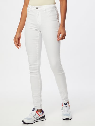 ONLY Jeggings 'BLUSH' in de kleur Wit, Modelweergave