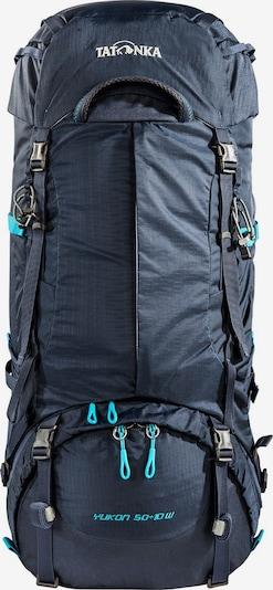 TATONKA Sportrugzak 'Yukon ' in de kleur Turquoise / Nachtblauw / Wit, Productweergave