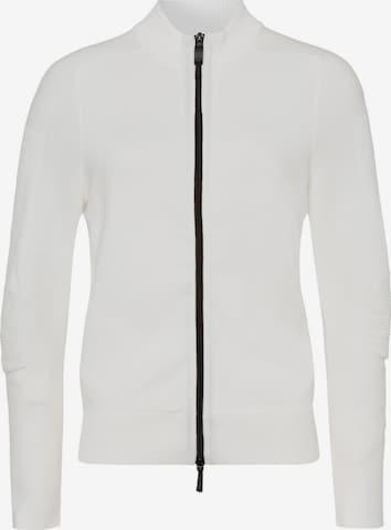 BRAX Strickjacke 'Fee' in Weiß