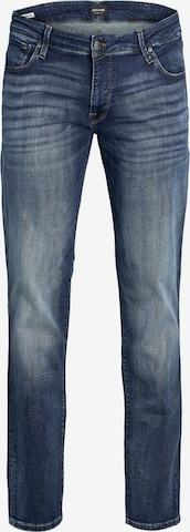 Jack & Jones Plus Jeans in Blau