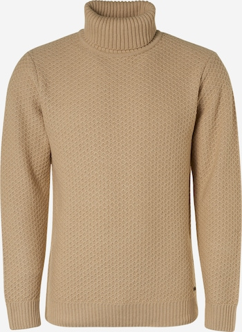 No Excess Pullover in Beige