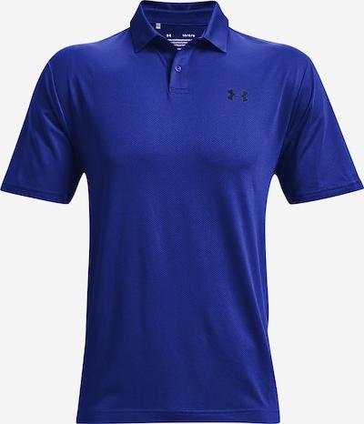 UNDER ARMOUR Functioneel shirt in de kleur Ultramarine blauw / Donkerblauw, Productweergave