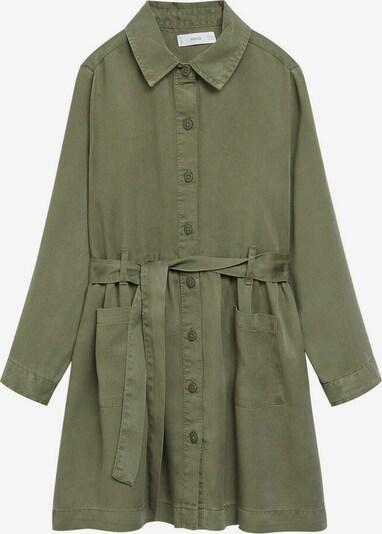 MANGO KIDS Hemdkleid 'Iva' in khaki, Produktansicht