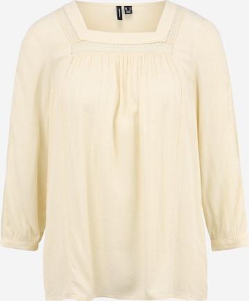 Vero Moda Tall Bluse 'Emina' i beige