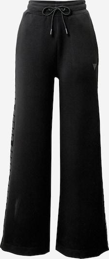 GUESS Sportbroek in de kleur Antraciet / Zwart, Productweergave
