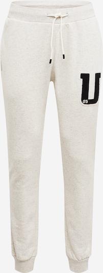 Urban Classics Kalhoty - světle šedá / černá / bílá, Produkt