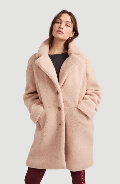 O'NEILL Ziemas mētelis 'Teddy', krāsa - rozā, Modeļa skats