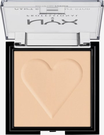 NYX Professional Makeup Puder 'Can't Stop Won't Stop' in Beige