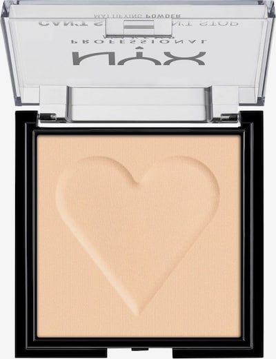 NYX Professional Makeup Powder 'Can't Stop Won't Stop' in Beige, Item view