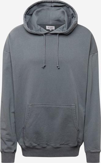 JUST JUNKIES Sweat-shirt en gris, Vue avec produit