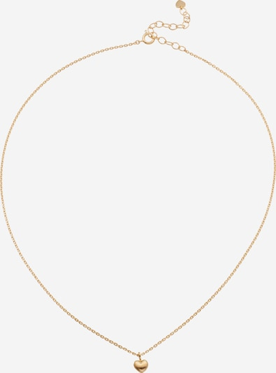 Pernille Corydon Jewellery Chaîne 'Love' en or, Vue avec produit