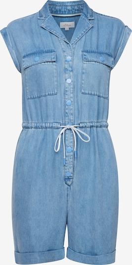 s.Oliver Jumpsuit in Blue, Item view