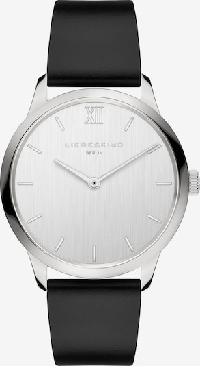 Liebeskind Berlin Analogt ur i sølv, Produktvisning