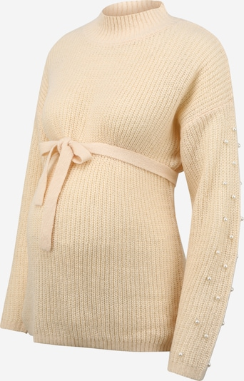 MAMALICIOUS Pullover i beige, Produktvisning