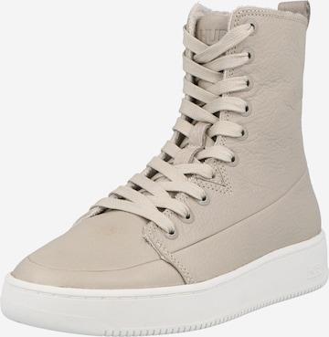 HUB Sneaker high 'Day' i hvit