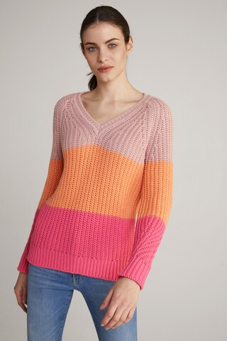 JOOP! Sweater 'Kalma' in Pink