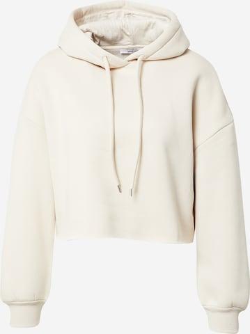 ABOUT YOU Sweatshirt 'Natascha' in Beige
