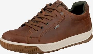 ECCO Sneaker 'Byway Tred' in Braun
