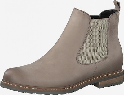 TAMARIS Chelsea Boots in taupe, Produktansicht