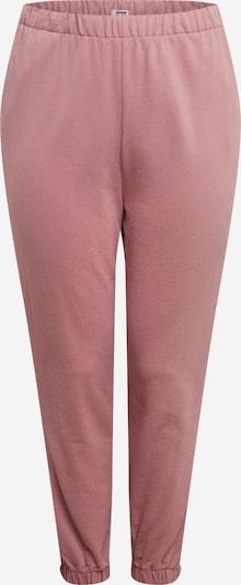 Cotton On Pantalon en rose, Vue avec produit