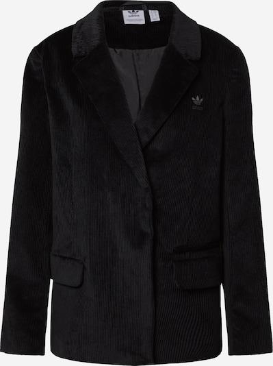 ADIDAS ORIGINALS Blazer en noir, Vue avec produit