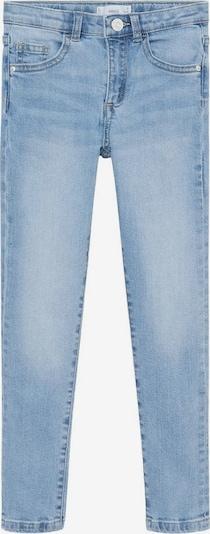 MANGO KIDS Jeansy w kolorze jasnoniebieskim, Podgląd produktu
