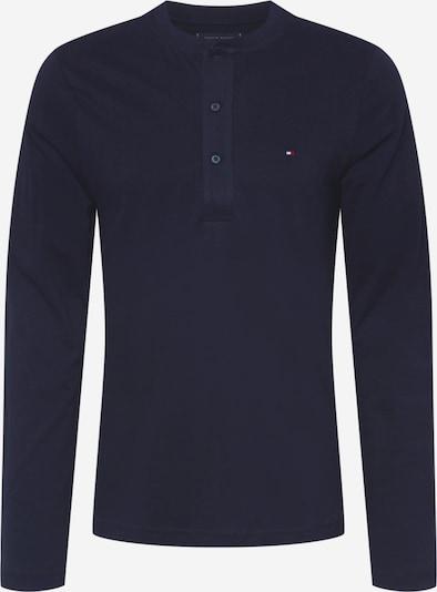 TOMMY HILFIGER Tričko - tmavomodrá / červená / čierna / biela, Produkt