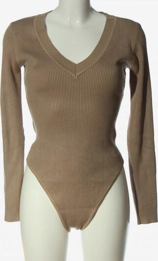 Missguided Basic-Body in XL in braun, Produktansicht